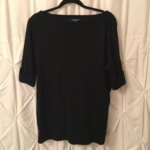 Lauren Ralph Lauren plus size shirt size 1X.